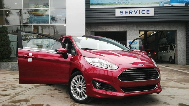 Ford Fiesta4 – thang long ford