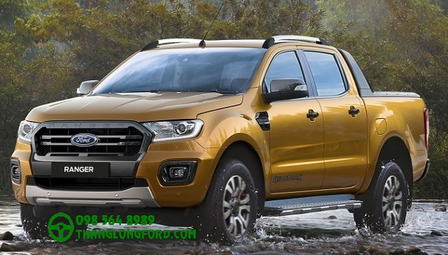 Ford Ranger Wildtrak 2.0L AT (4X4) – Turbo kép (Bi Turbo)