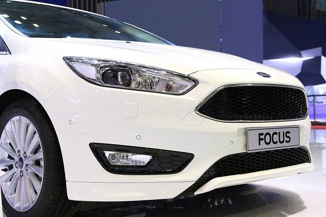 Ford focus – thang long ford