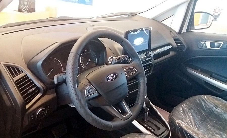 Nội thất Ford Ecosport