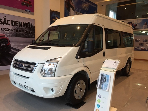 Ford Transit 1 – ford thang long