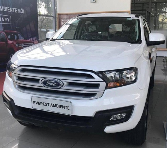 Ford EvereFord Everest st một cầu số sàn