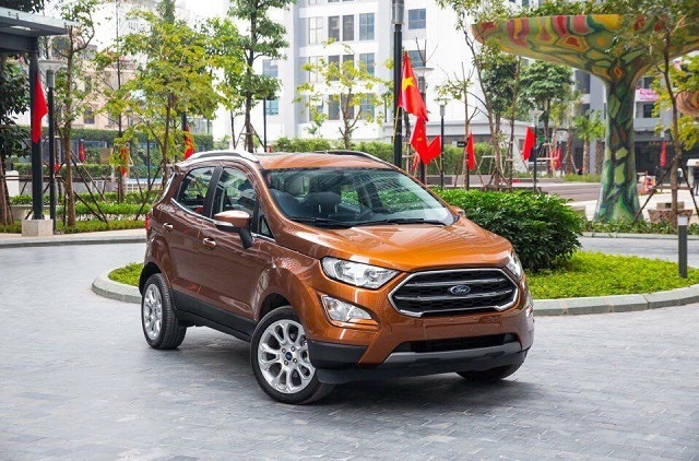 Forrd Ecosport 1- thang long ford