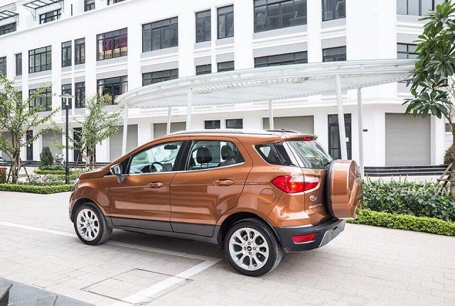 Forrd Ecosport 2- thang long ford