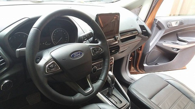 Forrd Ecosport 4- thang long ford
