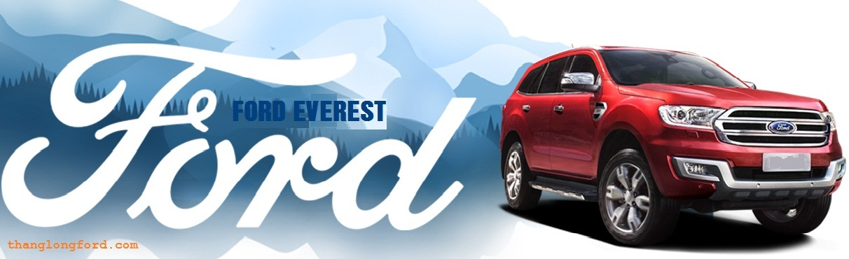 Ford Everest -thanglongford.com