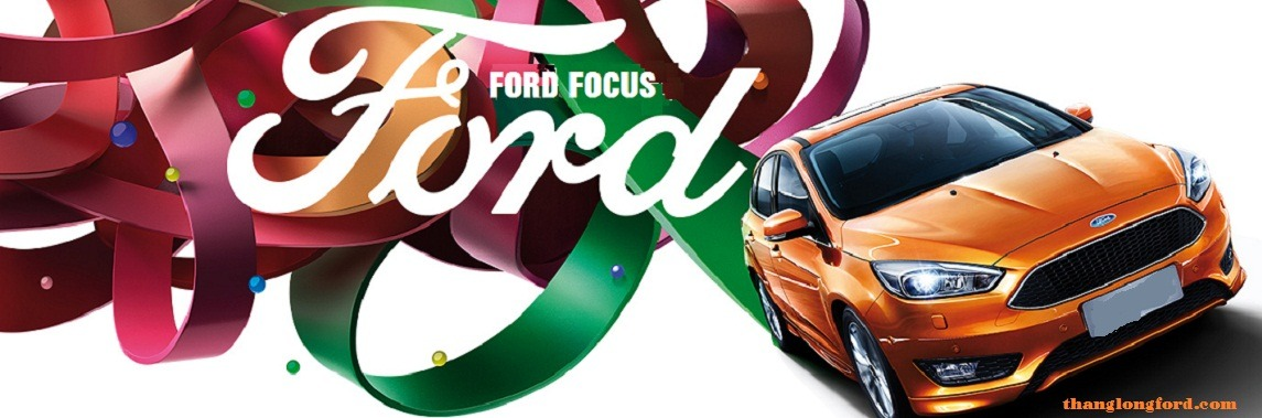 Ford Focus tại thang long ford