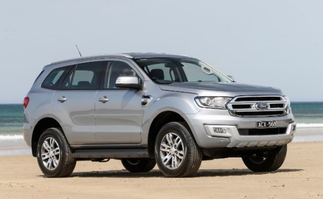Xe Ford Everest 2018 7 chỗ